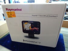 Raymarine Dragonfly 7 Sonar / GPS with Downvision