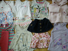 NICE WNTER AUTUMN 100% NEXT 12x bundle baby girl clothes 3/6 mths (1.5)P