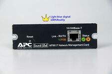 APC Smart Slot AP9617 Network Management Card/Remote monitoring card