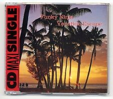 Funky Ninja Maxi-CD Vacation Escape - 4-track CD - Rams Horn Records RHR 4091