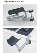 Ergonomic Armrest Arm Supporter For Laptop Computer Desk Table Office