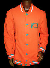 NEW YMCMB YOUNG MONEY men orange MULA! long Sleeve sweatshirt button cardigan *L