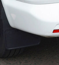 REAR MUD FLAPS GUARDS - SET OF 2. FOR VW VOLKSWAGEN T5 CARAVELLE 2004+