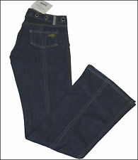 "BNWT WOMENS OAKLEY JEANS INDUSTRIAL STRETCH DENIM W28"" L32"" UK10 NEW"