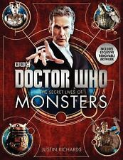 Doctor Who: The Secret Lives of Monsters, Richards, Justin, Good Book