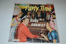 Party Time~Russ Conway~Columbia SCX 3345~Geoff Love~Tony Osborne~FAST SHIPPING