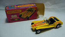 Matchbox  Superfast- MB 60 Lotus Super Seven  Streakers -Made in England OVP