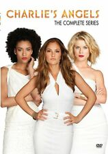 Charlie's Angels: The Complete Reboot TV Series DVD Season Boxed Set NEW!