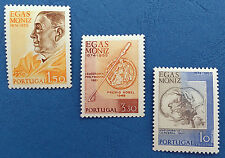 Portuguese Stamps - 1974 Satelite Comms Station Mint Condition (3 Stamps)