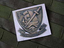 Patch Velcro - COMMANDOS MARINE US WW2 brevet COS PARA - Article FANTAISIE