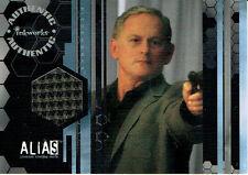 ALIAS SEASON 2 PIECEWORKS CARD PW8 JACKET