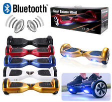 HOVERBOARD SMART BALANCE MONOPATTINO ELETTRICO PEDANA SCOOTER 2 RUOTE BLUETOOTH!