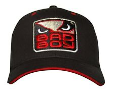 Bad Boy Eyes Cap - Black - Flexi Fit Baseball Cap Snapback Hat