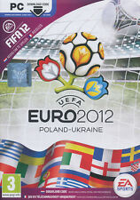 EURO 2012 POLAND UKRAINE Official EA Sports EXPANSION for FIFA 12 Soccer PC Game