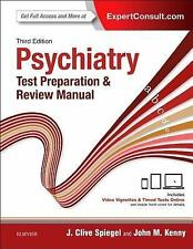 Psychiatry Test Preparation and Review Manual, 3e 2016