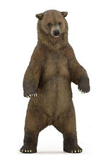 Papo Grizzly Bear Cub Toy arctic animal wildlife figure 50153 NEW