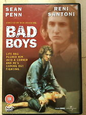 Sean Penn Ally Sheedy BAD BOYS ~ 1983 Cult Teen Borstal / Crime Drama | UK DVD