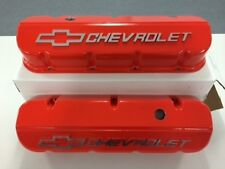 GM# 25534374 CHEVROLET PERFORMANCE BIG BLOCK DIE CAST ALUMINUM VALVE COVERS OEM