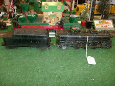 LIONEL TRAINS POSTWAR NO. 2026 STEAM LOCOMOTIVE AND 6466W TENDER - VERY NICE
