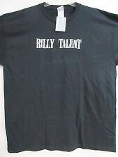 NEW - BILLY TALENT BAND / CONCERT / MUSIC T-SHIRT EXTRA LARGE