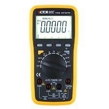 VICTOR VC86E Precision Multimeter AC DC Ohmn Frequenc Cap Temperature Tester New