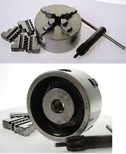Soba 70 mm 4 Jaw Self Centering Scroll lathe  Chuck -  FROM CHRONOS M14 x 1
