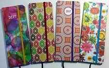 2017 Weekly Planners  by Paper Craft,  7 1/8 in x 2 5/8 in - $5.97 ea