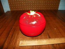 Vintage PANTRY PARADE Ceramic Tomato Condiment Dish