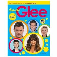 NEW - Share the Glee by Damian Kidder, Lisa