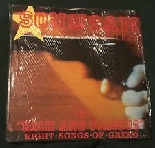 SON OF SAM AND THE GOOD SHEPHERD Rich and Famous LP Rouska horror punk Danzig