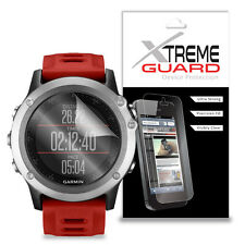 Genuine XtremeGuard LCD Screen Protector Cover For Garmin Fenix 3 (Anti-Scratch)