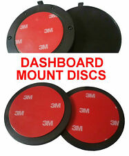 x1, 85MM UNIVERSAL DASH MOUNT DISC, TOMTOM, GARMIN, GPS, PHONE, - FREE UK POST