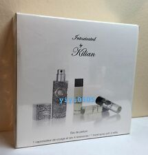 Intoxicated by Kilian EDP Travel Set w/SILVER Atomizer NIB