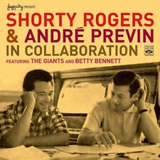 Shorty Rogers & André Previn IN COLLABORATION FEAT. THE GIANTS AND BETTY BENNETT