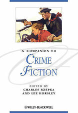 A Companion to Crime Fiction by John Wiley and Sons Ltd (Hardback, 2010)