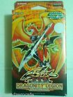 YuGiOh Dragunity Legion Structure Deck 1st Ed. English Factory Sealed