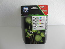 Original set c2p43ae HP Officejet pro 8630 hp950xl BLK + Nº 951xl c m y mhd2017