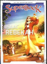 Superbook Isaac and Rebekah Sealed 2015 Christian New DVD Children & Family CBN