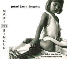Pearl Jam Jeremy 3 track Austrian CD