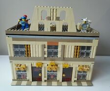 OFFICIAL AUTHENTIC LEGO MOC HOTEL HOUSE PUB CAFE RESTAURANT & MINI FIGURES LARGE