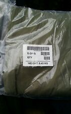 New in Packet British Army Sleeping Bag Liner Original Issue Arctic Bag