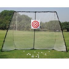 NEW DELUXE FREE STANDING GOLF NET  IDEAL FOR THE GARDEN