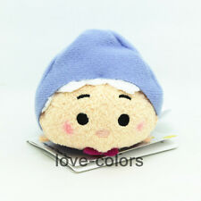 "3.5""  New Disney Tsum Tsum Fairy Godmother from Cinderella plush Toy mini Doll"