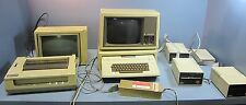 Huge Lot of Apple II Plus A2S1048 Hardware, Cards, Manuals And Accessories