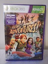 Kinect Adventures!  (Microsoft Xbox 360, 2010)