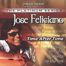 Jose Feliciano, Time After Time,  CD