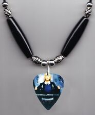 Funeral For a Friend Hours Album Guitar Pick Necklace #2