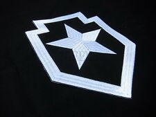 Resident Evil Umbrella R.P.D. Star Big Back Of The Body Patch B3401
