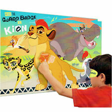 Disney Lion Guard Party Game Birthday Party Supplies ~ Wall Poster Activity KION