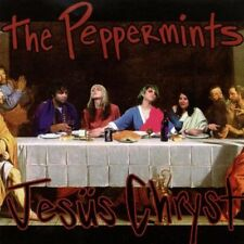 The Pepopermints - Jesus Chryst (2005)  Vinyl LP  NEW/SEALED  SPEEDYPOST